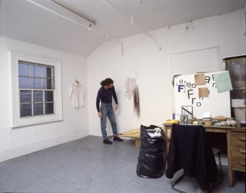 Jordan Baseman © Acme Studios. Photographer: Hugo Glendinning (1994)