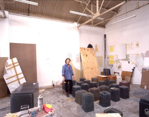 Rachel Whiteread © Acme Studios. Photographer: Hugo Glendinning (1994)