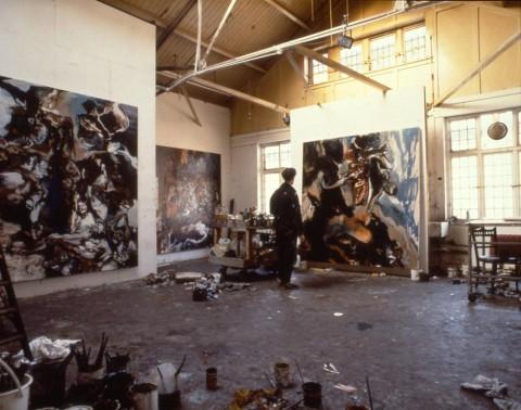 Simon Edmonson © Acme Studios. Photographer: Hugo Glendinning (1994)