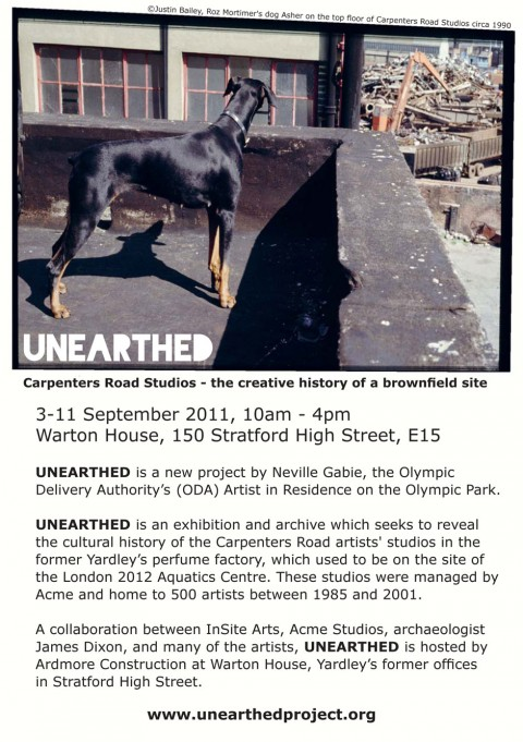 Unearthed-Flyer-1
