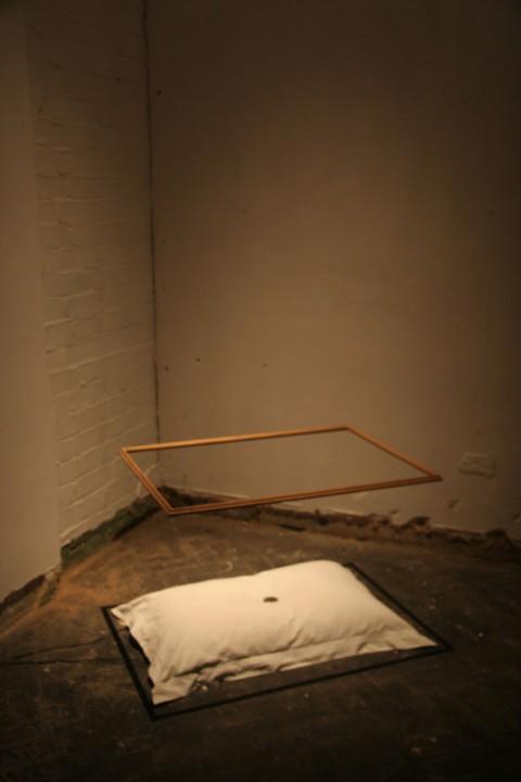 Unearthed: installation, David Johnston