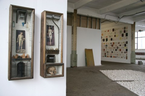 Unearthed: Jonathan Waller, Graham Seaton, Kate Davis, Roger Kite [left to right]